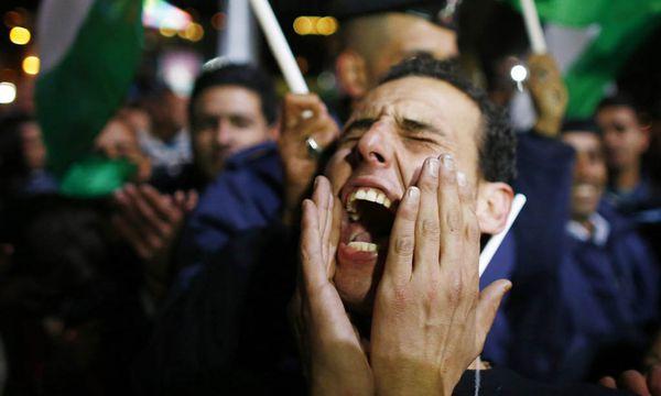 Ramallah / Bild: (c) REUTERS (MARKO DJURICA)