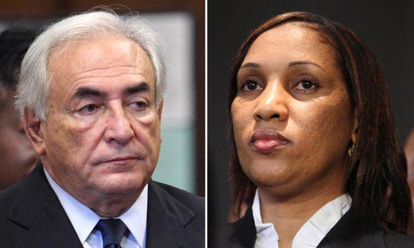 Dominique Strauss-Kahn und Nafissatou Diallo   / Bild: Allan Tannenbaum/Mary Altaffer