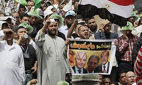 Präsidentenwahl in Ägypten: Favoriten ausgeschlossen / Bild: (c) REUTERS (Asmaa Waguih)