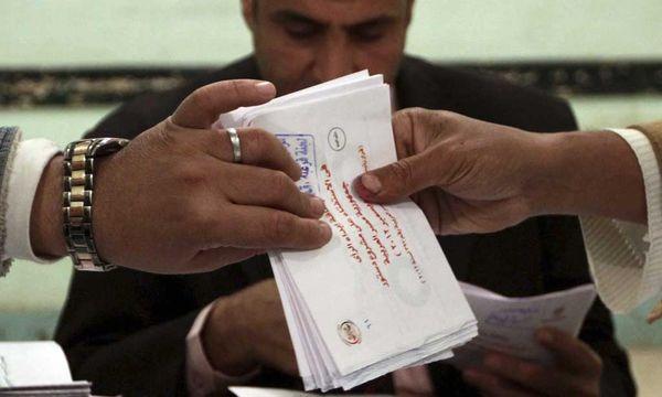 Auszählung Ägyten-Referendum / Bild: Reuters