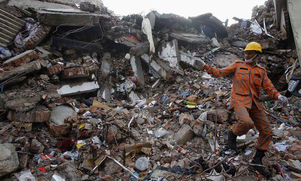 Bangladesch Unglück / Bild: (c) REUTERS (ANDREW BIRAJ)