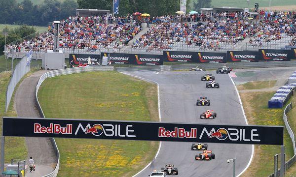 Formel-Renault-Rennen auf dem Spielbergring / Bild: GEPA pictures/ Patrick Leuk