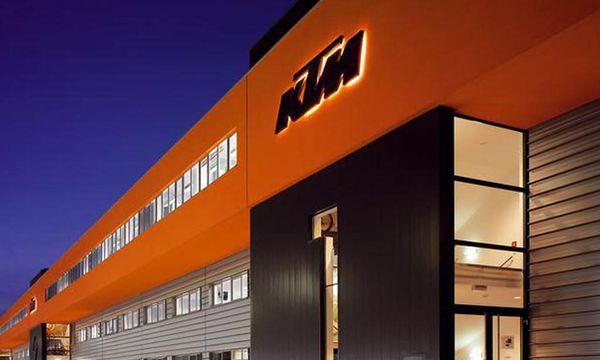 KTM / Bild: (c) AP (KTM)