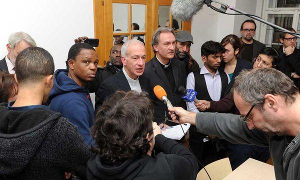 Votivkirche: Innenministerium hat Liste überprüft  / Bild: APA