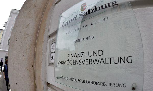 Salzburger Landesregierung / Bild: (c) APA (Barbara Gindl)