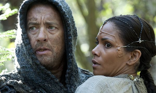 Kein Hit: ''Cloud Atlas'' mit Tom Hanks und Halle Berry / Bild: (c) AP (Jay Maidment)