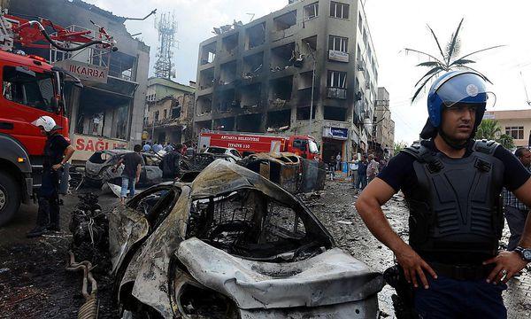Tote durch Autobomben: Syrien-Konflikt erreicht Türkei / Bild: EPA