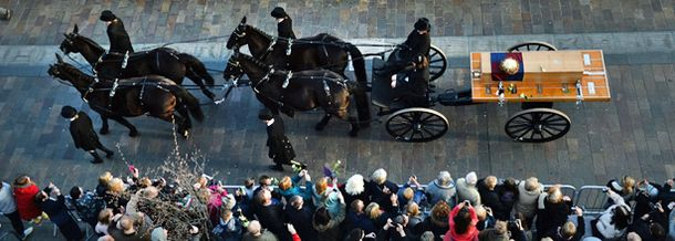 BRITAIN RICHARD III REBURIAL