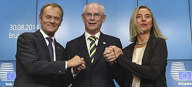 BELGIUM EU COUNCIL / Bild: (c) APA/EPA/OLIVIER HOSLET (OLIVIER HOSLET)