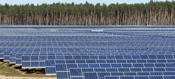 Symbolbild: Solarenergie  / Bild: (c) Bloomberg (Rolf Schulten)