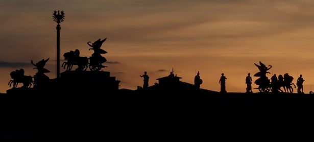 Das Parlament in Wien. / Bild: Reuters