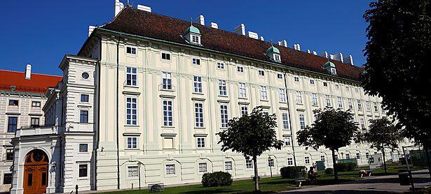Hofburg / Bild: REUTERS