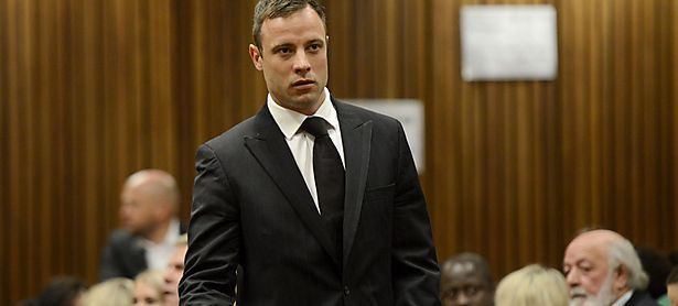 Oscar Pistorius muss ins Gefängnis. / Bild: (c) APA/EPA/HERMAN VERWEY/POOL