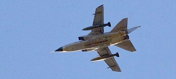 Ein Tornado der deutschen Luftwaffe / Bild: EPA
