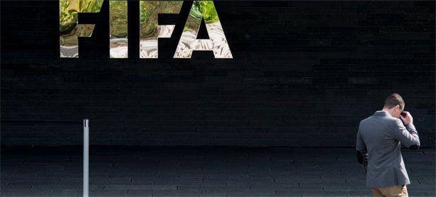 Durchsuchungen im Fifa-Hauptquartier. / Bild: (c) EPA (Ennio Leanza)