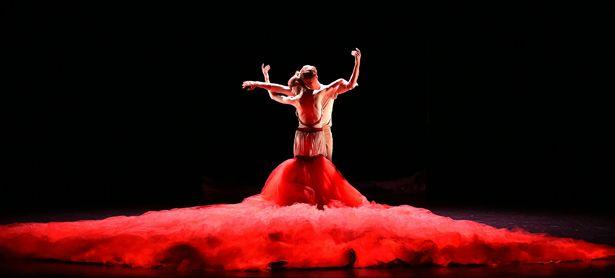 """Diesen Traum von roter Einigkeit gibt's derzeit nur in der Kunst – und nicht in """"Austria"""", sondern in """"felix Australia"""" / Bild: (c) APA/AFP/SAEED KHAN"""