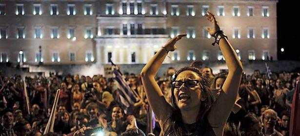 epaselect GREECE REFERENDUM / Bild: REUTERS