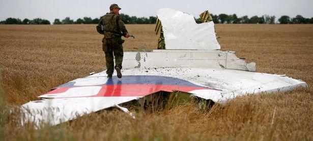 MH17 / Bild: REUTERS