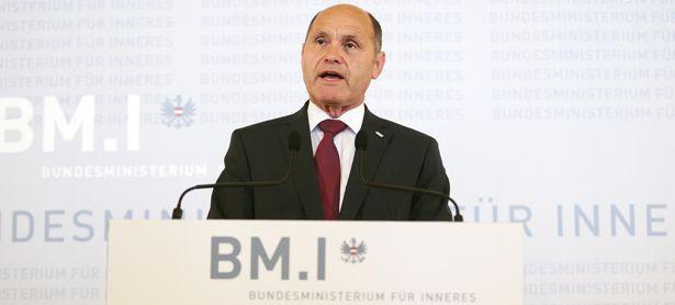 Innenminister Wolfgang Sobotka (ÖVP) / Bild: (c) APA (GEORG HOCHMUTH)