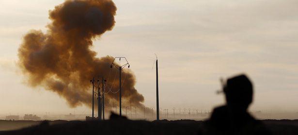 Krieg gegen den IS. Die Jihadisten sind im Irak und in Teilen Syriens wieder auf dem Vormarsch. / Bild: (c) REUTERS (THAIER AL-SUDANI)