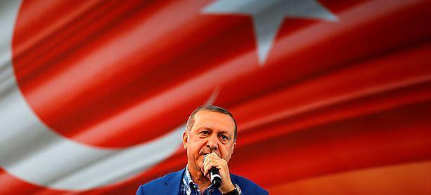 Der türkische Staatspräsident Recep Tayyip Erdogan / Bild: (c) Reuters