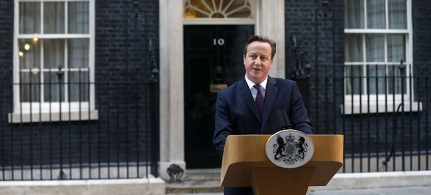 David Cameron / Bild: REUTERS