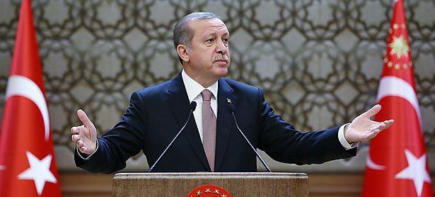 Der türkische Präsident Recep Tayyip Erdogan / Bild: APA/EPA/TURKISH PRESIDENT PRESS
