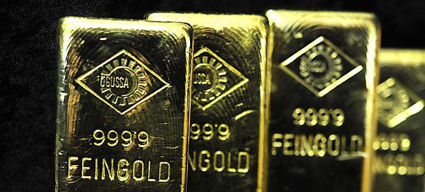 Gold / Bild: APA/ROBERT JAEGER