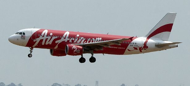 Passagiermaschine der Fluggesellschaft Air Asia  / Bild: (c) APA/EPA (AHMAD YUSNI)