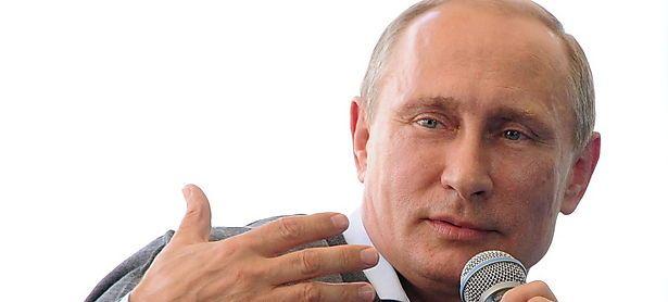 Russlands Präsident Putin fühlt sich derzeit in der Rolle des Siegers / Bild: APA/EPA/MIKHAIL KLIMENTIEV / RIA