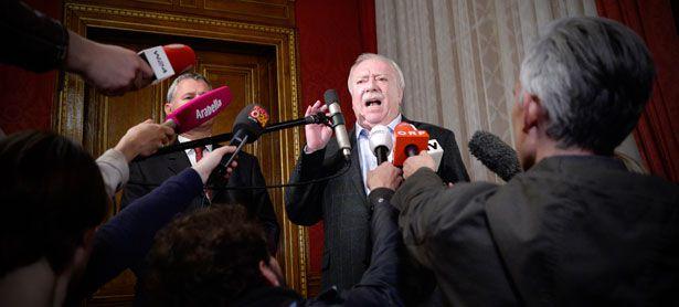 Wiens Bürgermeister Michael Häupl / Bild: APA (Hans Klaus Techt)