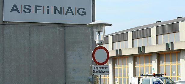 Gebäude der ehemaligen Veterinärgrenzdienststelle  / Bild: APA/ROLAND SCHLAGER
