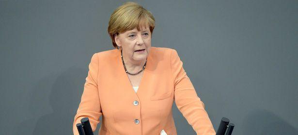 """Merkel zu Griechenland: """"Einigung nicht um jeden Preis"""" / Bild: APA/EPA/RAINER JENSEN"""