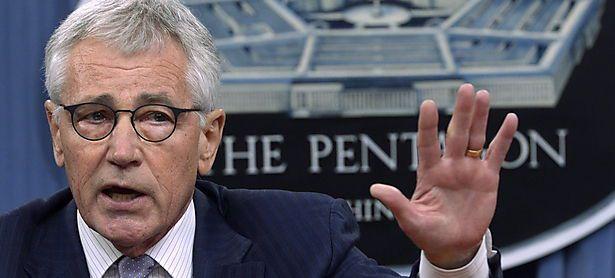 US-Verteidigungsminister Chuck Hagel / Bild: (c) APA/EPA/SHAWN THEW (SHAWN THEW)