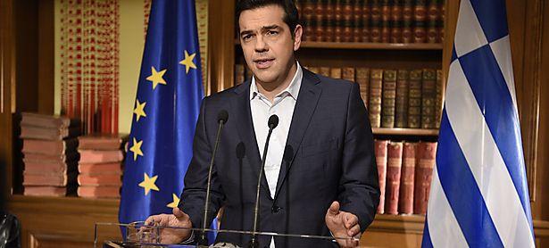 Alexis Tsipras errang am Mittwoch kleine Erfolge. / Bild: (c) APA/EPA/ANDREA BONETTI/PRIME MIN