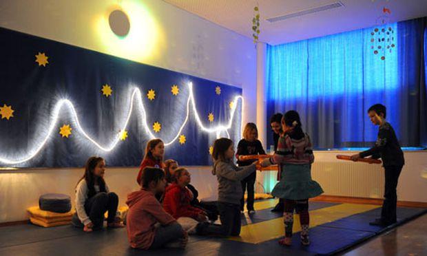 Ganztagsschulen wie umr sten for Raumgestaltung schule