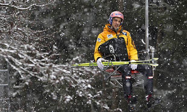 skispringen qualifikation