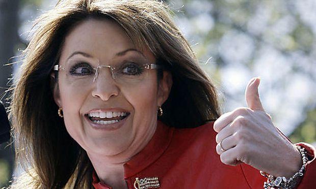 Sarah Palin in der Knechtschaft