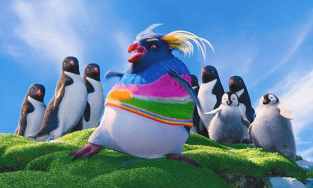 Pinguine partnersuche