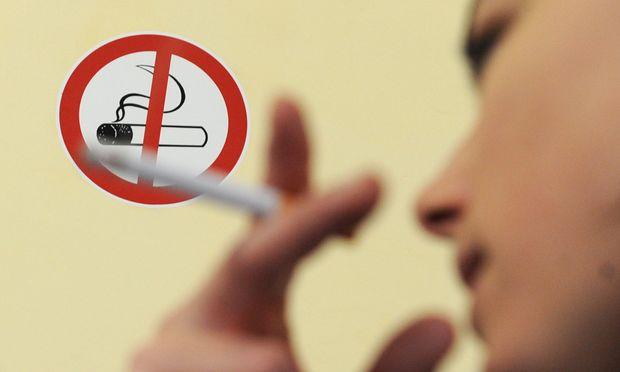 Gesetz zur Einführung eines Rauchverbotes in