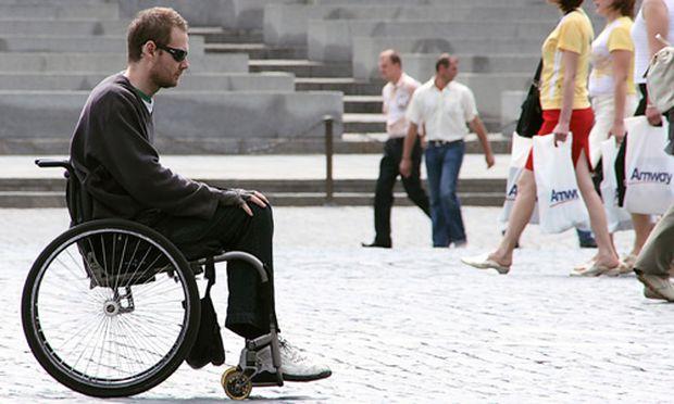 Partnersuche menschen mit behinderung