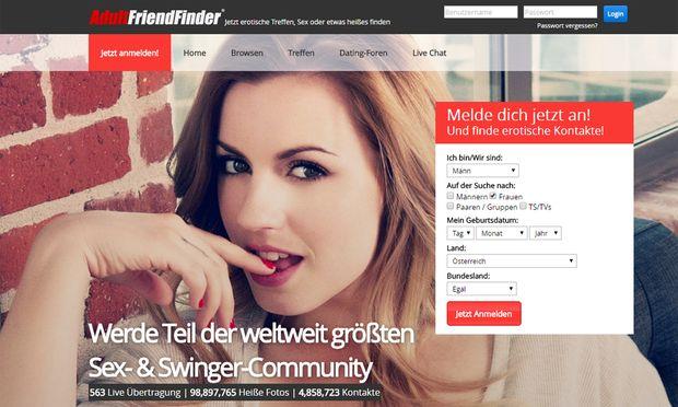 AdultFriendFinder - Das Original