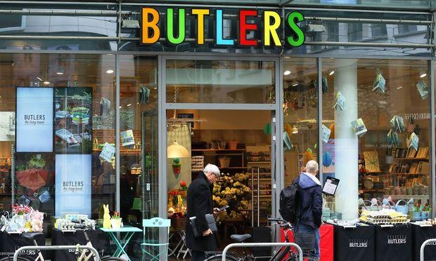 Butlers filialen