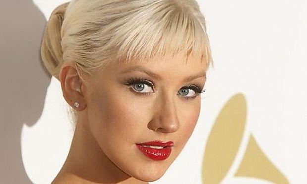 Nude-Look:Christina Aguilera Brste:Nackt-Fotos im