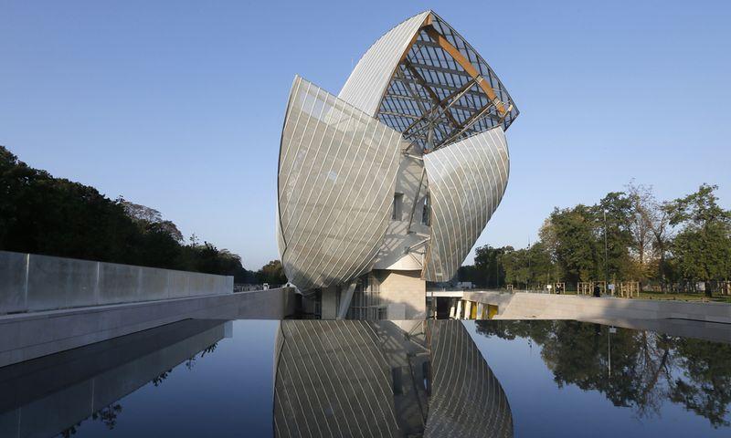 Fondation Louis Vuitton / Bild: (c) REUTERS (Gonzalo Fuentes)