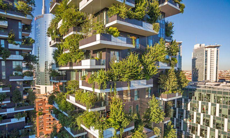 Bild: (c)  Ph. Davide Piras per Stefano Boeri Architetti