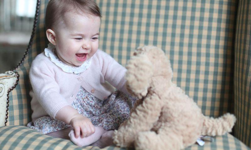 Prinzessin Charlotte  / Bild: Reuters (HRH The Duchess of Cambridge)