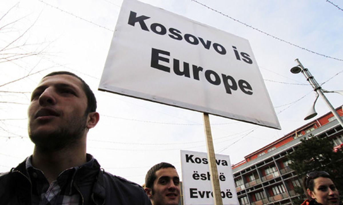 Kosovos exporte liegen am boden for Boden liegen