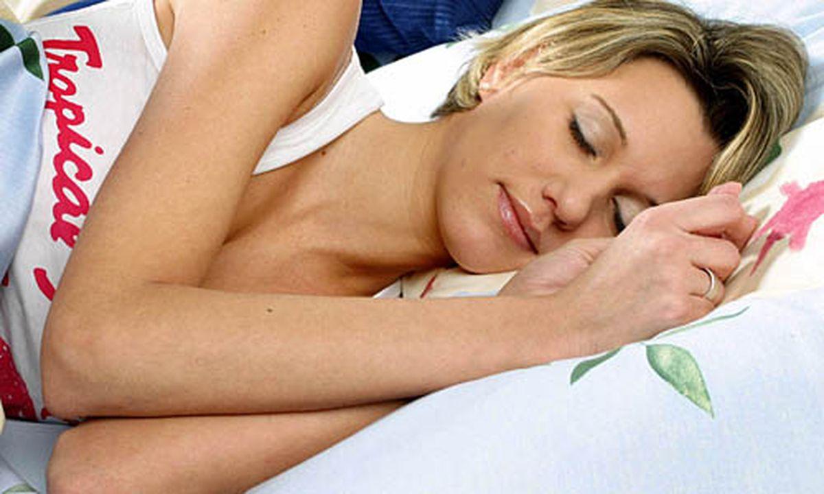 Teen Schlafentzug Schlaf