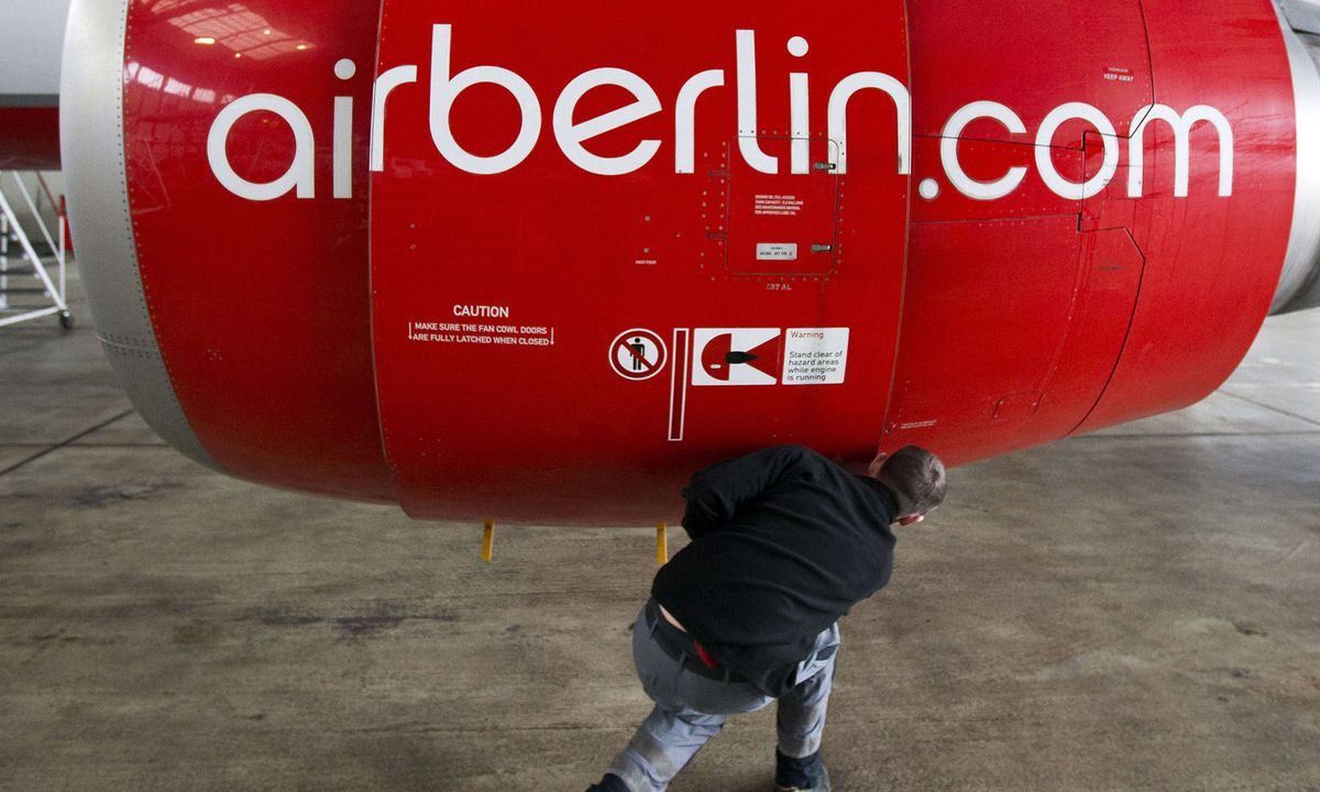 air berlin case Air berlin announced on august 15 that it had filed for insolvency at the local district court of berlin-charlottenburg after etihad airways withdrew its financial support for what is germany's.